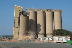 Business silos collapsing